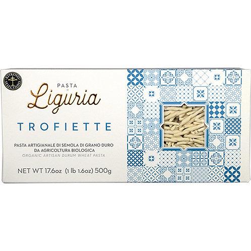 La Bella Angiolina Ligurian Trofiette Pasta