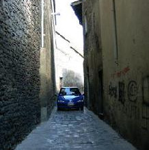 Contrary to Popular Opinion . . . driving in Italy is not an extreme sport!