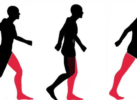 The Way You Walk  - Pronation and Supination