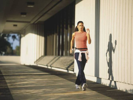 The Right Walking Routine During COVID-19