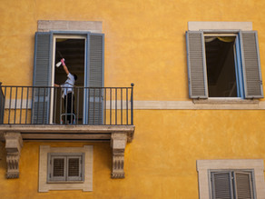 Spring Cleaning Italian Style