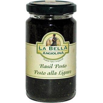 La Bella Angiolina Ligurian Basil Pesto