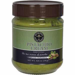 Stramondo Organic Sicilian Pistachio Cream