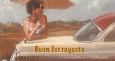 Foods for Ferragosto