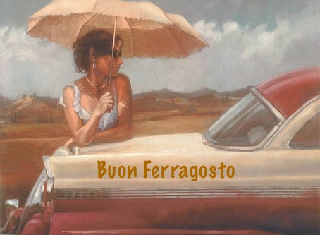 Foods for Ferragosto