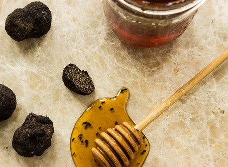 Extraordinarily Addictive - Italian Black Summer Truffle Honey