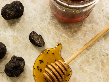 Extraordinarily Addictive - Italian Black Summer Truffle Honey