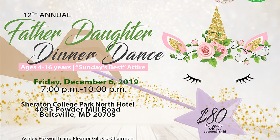 12th Annual IVC Father Daughter Dinner Dance