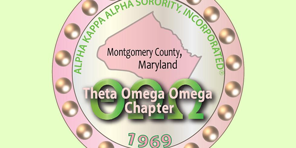 Theta Omega Omega Chapter Meeting