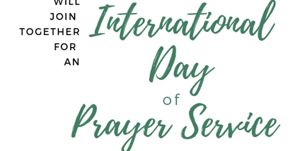 International Day of Prayer Service