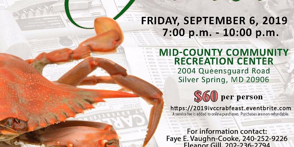 Ivy Vine Charities, Inc. - 3rd Annual Crab Feast