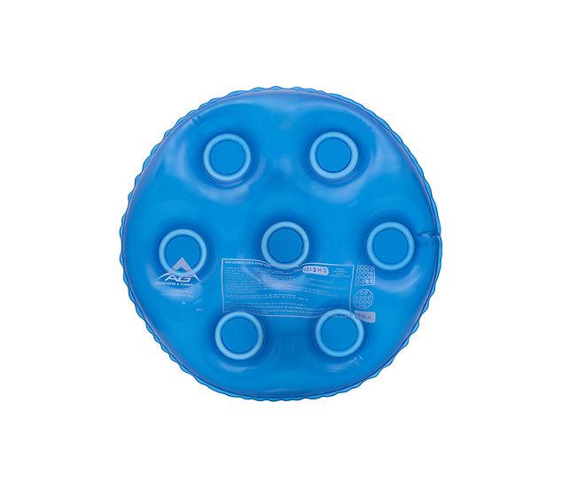 Almofada inflável redonda caixa de ovo AG