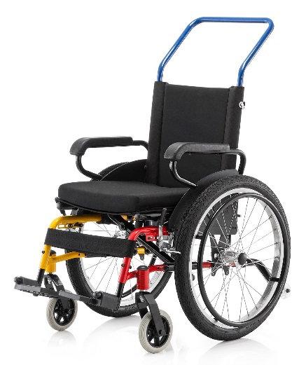 Cadeira de rodas Infantil JAGUARIBE