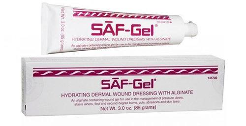 Saf-gel Hidrogel com alginato