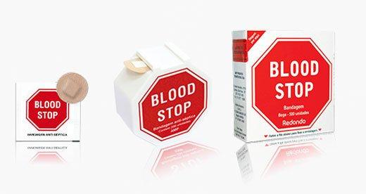 Blood Stop Bandagem Anti-séptica