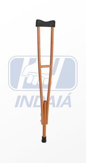 Muleta auxiliar madeira