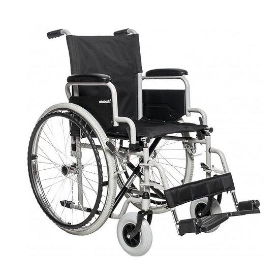 Cadeira de rodas aço Ottobock