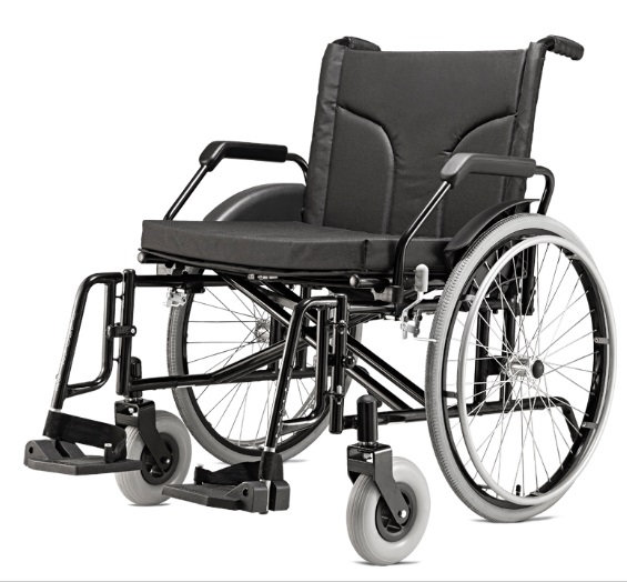 Cadeira de rodas Jaguaribe Big