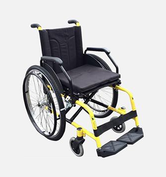 Cadeira de rodas CDS Sol Plus