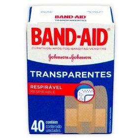 Curativo antisseptico Band-Aid
