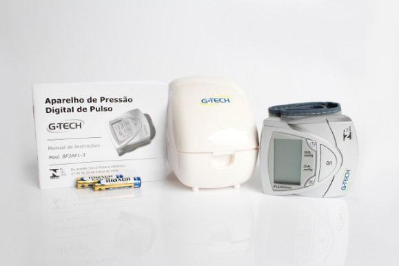 Aparelho de Pressão Digital G-Tech Master BP3AF1-3