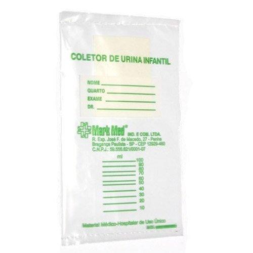 Coletor de urina Infantil unissex