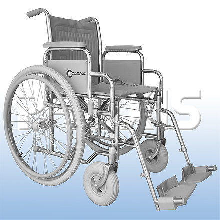 Cadeira de Rodas Comfort modelos 8A250 e 8J250
