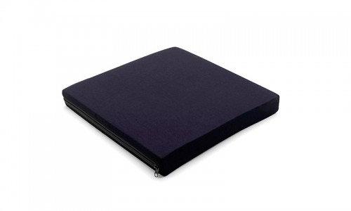 Almofada Látex quadrada sem orifício  Comfort max