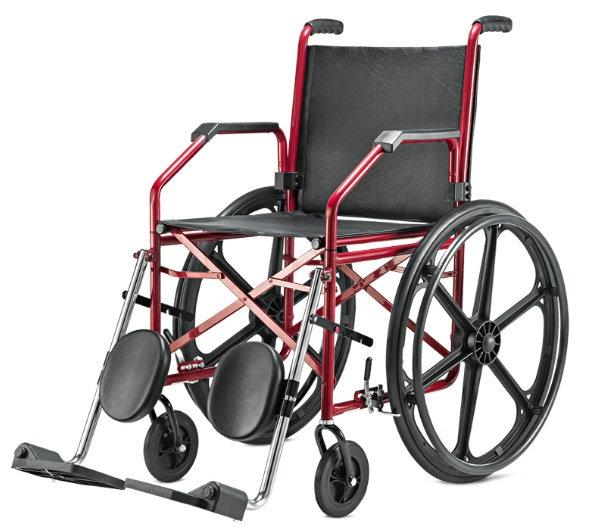 Cadeira de rodas JAGUARIBE 1012