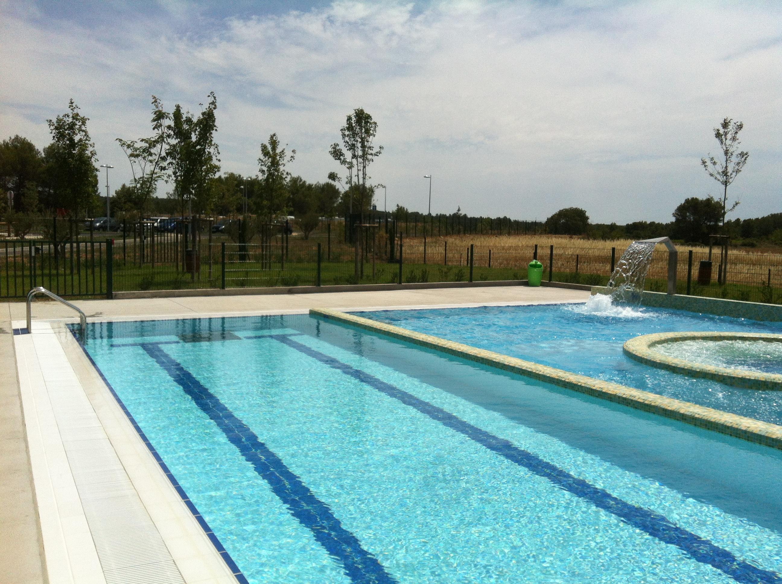 Surveillance de piscines