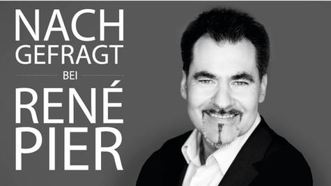 NACHGEFRAGT bei René Pier //  Schienbein + Pier
