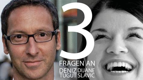 3 Fragen an Dijane Slavic und Deniz Turgut
