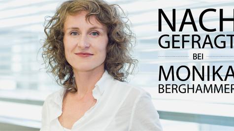 NACHGEFRAGT bei Monika Berghammer //  die Planstelle GmbH