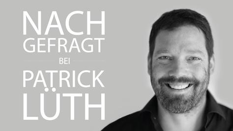 NACHGEFRAGT bei PATRICK LÜTH //  SNØHETTA