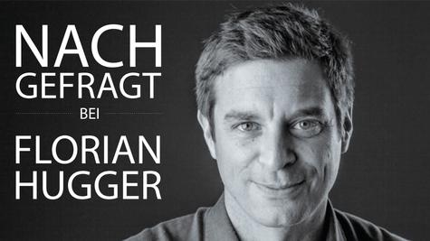NACHGEFRAGT bei Florian Hugger //  LANG HUGGER RAMPP