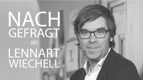 NACHGEFRAGT bei LENNART WIECHELL //  SCHMIDHUBER