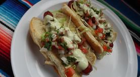 Hot Dog Michoacano