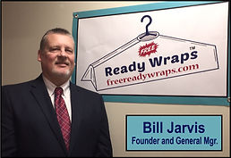 Bill Jarvis founder Free Ready Wraps