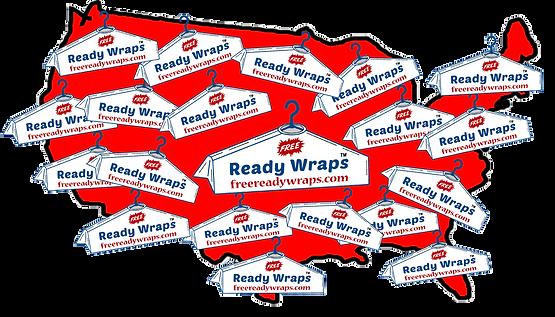 Target Market Map Free Ready Wraps