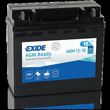 Batterie Exide AGM Ready