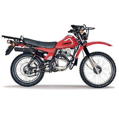 Moto CAMICO JH125 L III