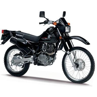 Moto Suzuki DR 200