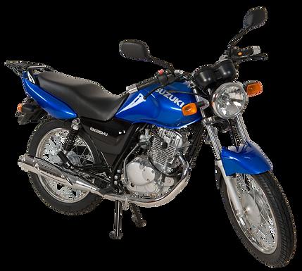 Moto Suzuki EN125HU