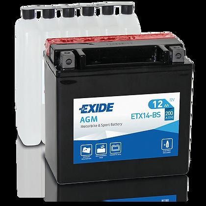 Batterie Exide AGM(MC)