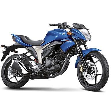 Moto Suzuki GIXXER 155