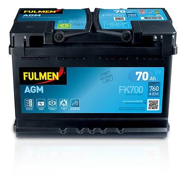 Batterie Fulmen AGM
