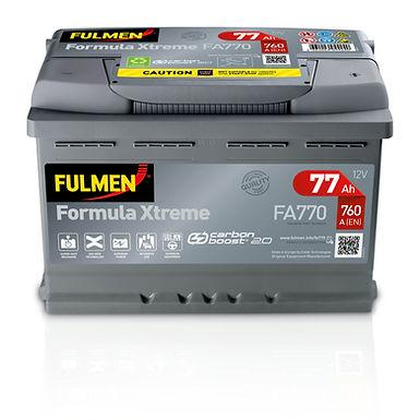 Batterie Fulmen Formula Xtreme