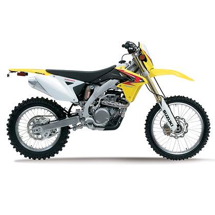 Moto Suzuki RMX450