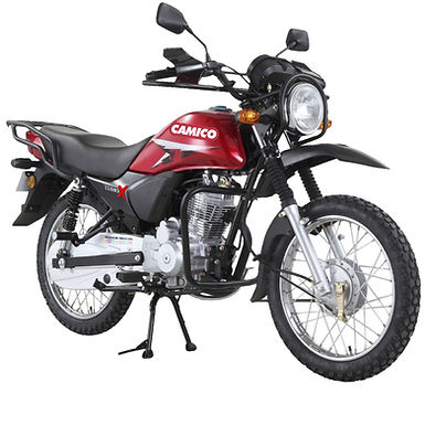 Moto CAMICO 125 X CROSS