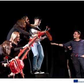 Object Theatre Training, Bulgaria